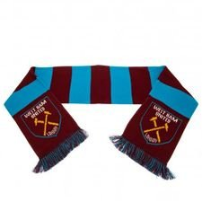 West Ham United Halsduk - Röd/Blå