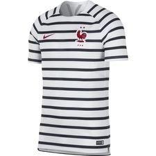 c6287c4dff3c1 France T-shirt d Entraînement Dry Squad GX 2.0 2 Étoiles - Blanc