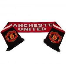 Manchester United Halsduk - Röd/Svart