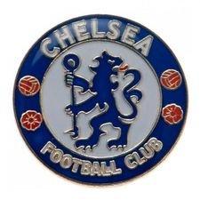 Chelsea Badge - Blå/Vit