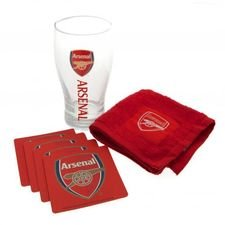 Arsenal Mini Bar Set - Röd