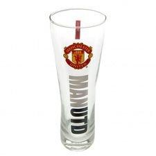 Manchester United Ölglas