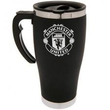 Manchester United Resemugg - Svart