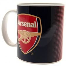 Arsenal Mugg - Svart/Röd