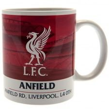 Liverpool Mugg - Röd