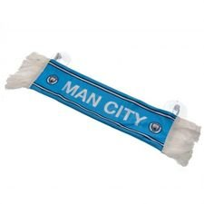 Manchester City Mini Bilhalsduk - Blå