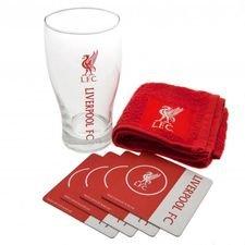 Liverpool Mini Bar Set - Röd