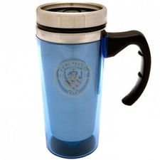 Manchester City Resemugg Aluminium - Blå