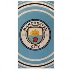Manchester City Handduk - Blå
