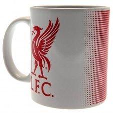 Liverpool Mugg - Vit/Röd