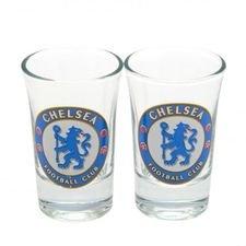 Chelsea Shotglas 2-Pack - Blå