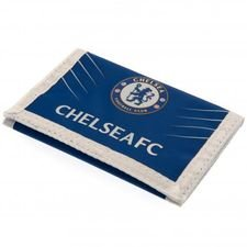 Chelsea Plånbok - Blå/Vit
