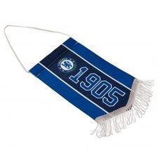 chelsea vimpel mini - blå/hvid - merchandise