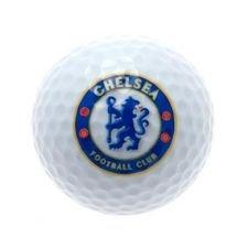 Chelsea Golfboll - Vit/Blå