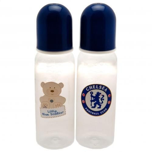 Chelsea Biberon 2-Pack - Bleu Enfant