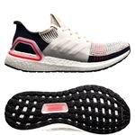 adidas Ultra Boost 19 - Brun/Hvid/Hvid