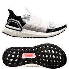 adidas Ultra Boost 19 - Hvid/Grå
