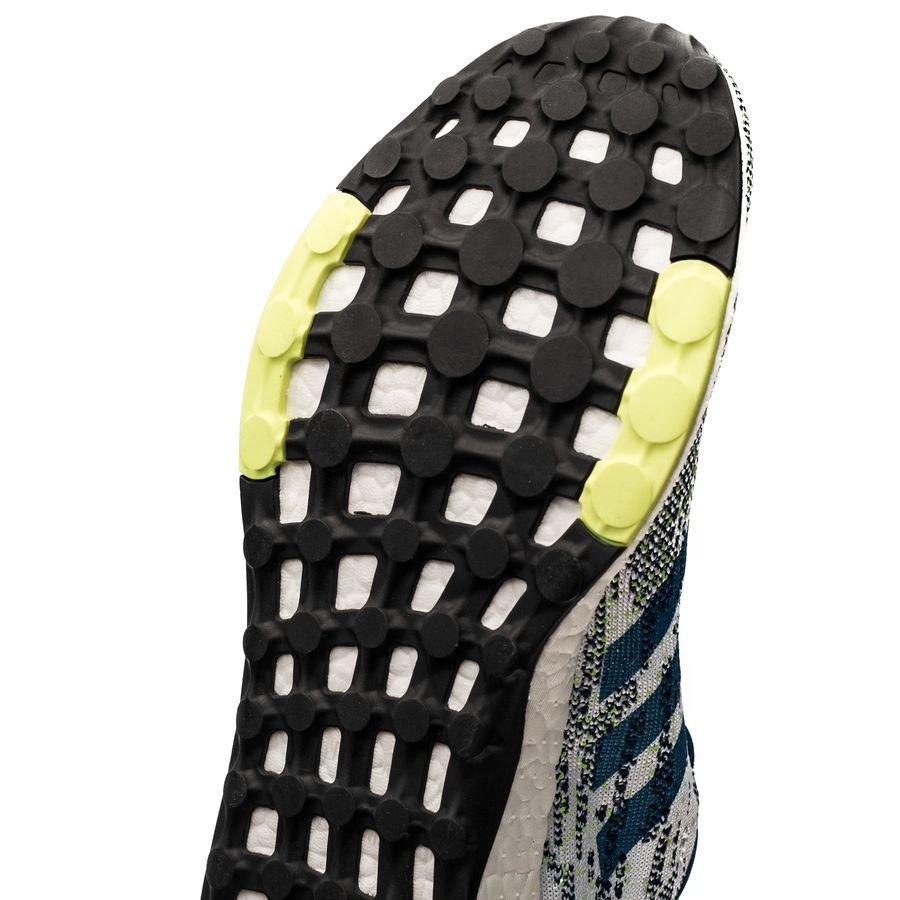 adidas Pure Boost DPR WeißLegend MarineHi Res Yellow