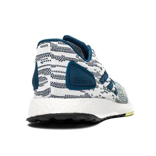 adidas Pure Boost DPR ValkoinenSininenKeltainen | www