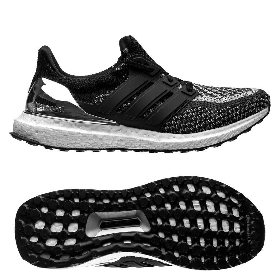 549082f15b2 adidas Ultra Boost 1.0 - Core Black Silver Metallic Kids