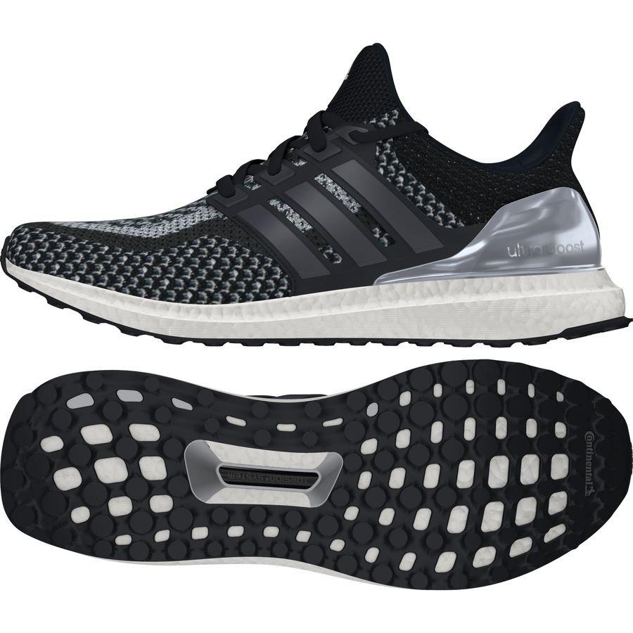 check out d7660 58aed ... order adidas ultra boost 4.0 noir argenté enfant chaussures de course  c051a cbd68