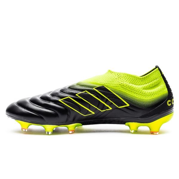 separation shoes 22572 6a98c ... adidas copa 19+ fgag exhibit - sortgul - fotballsko ...