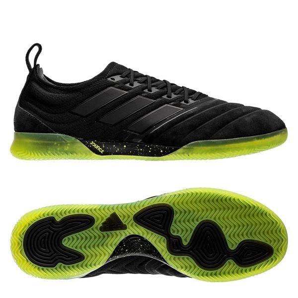 adidas Copa 19.1 IN Exhibit Core BlackSolar Yellow