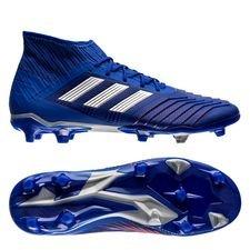 sports shoes 7d2a3 d2106 adidas Predator 19.2 FG AG Exhibit - Blå Sølv Vejl. pris  1199.00 DKK Pris   839.00 DKK