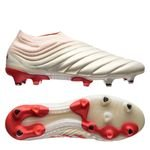 adidas Copa 19+ FG/AG Initiator - Wit/Rood