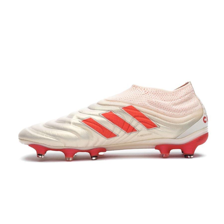 newest 8f097 af877 adidas copa 19+ fgag initiator - off whitesolar red - football