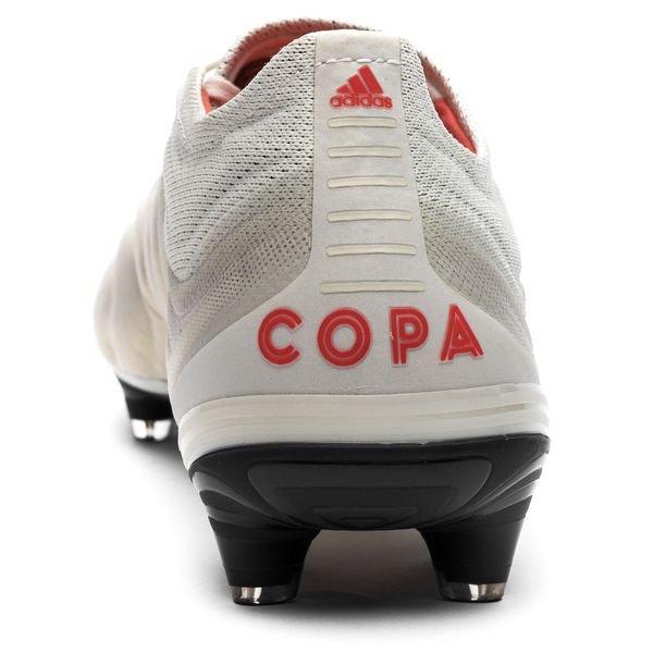 verschiedene Arten von großer Rabatt Kostenloser Versand adidas Copa 19.1 FG/AG Initiator - Weiß/Rot | www ...