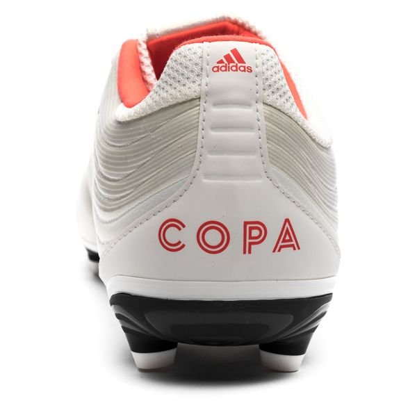 low priced 1f622 bcd2f adidas Copa 19.3 FG AG Initiator - Off White Solar Red Core Black