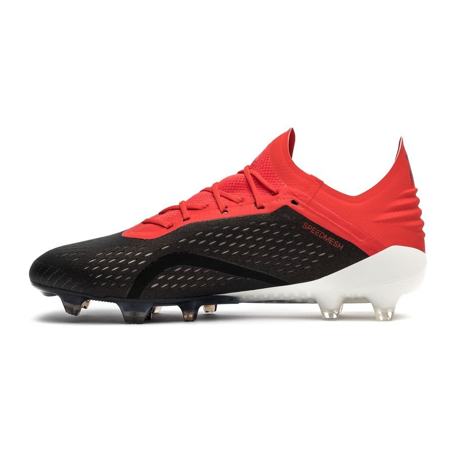 separation shoes 673bf 4fc96 adidas X 18.1 FG AG Initiator - Core Black Footwear White Action Red    www.unisportstore.com