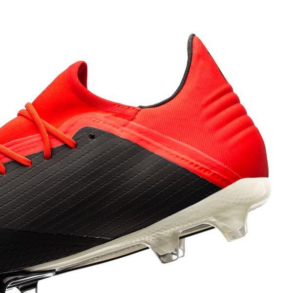 ... adidas x 18.2 fg ag initiator - core black off white action red ... 2e96ee37e78e9