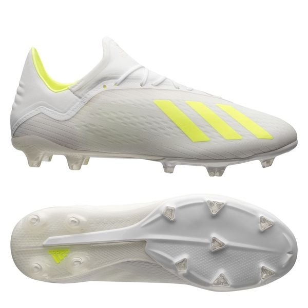 clearance prices great look where to buy adidas X 18.2 FG/AG Virtuso - Footwear White/Solar Yellow