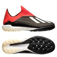 adidas X Tango 18+ TF Initiator - Core Black/Footwear White/Action Red PRE-ORDER