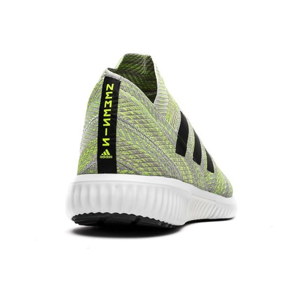 lowest price d0e8d 9a3fb adidas Nemeziz Tango 18.1 Trainer Exhibit - Grey Two Core Black Solar Yellow