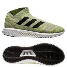 adidas Nemeziz Tango 18.1 Trainer Exhibit - Grey Two/Core Black/Solar Yellow