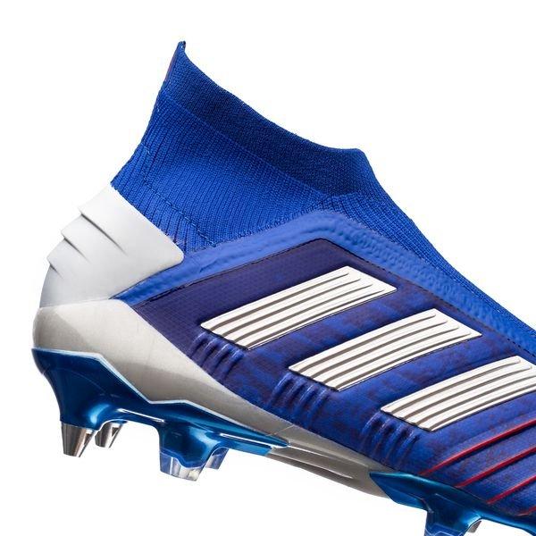 adidas Predator 19+ SG Boost Exhibit BleuArgentéRouge