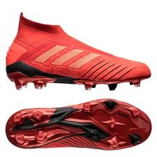 adidas Predator 19+ FG/AG Initiator - Action Red/Core Black