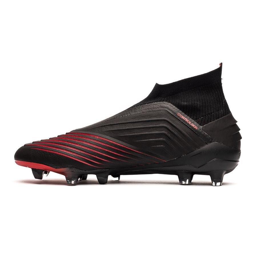huge discount f3939 b8f8e adidas predator 19+ fgag boost archetic - core blackaction red -