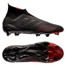 adidas Predator 19+ FG/AG Boost Archetic - Core Black/Action Red PRE-ORDER