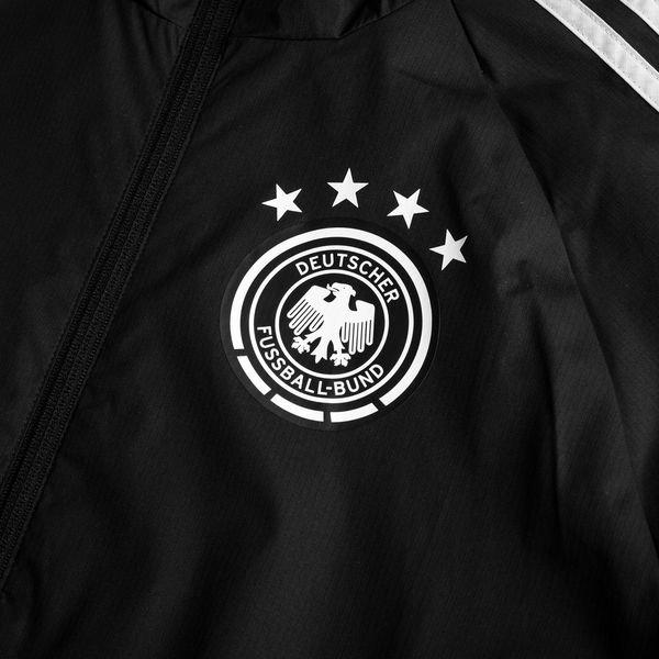 a7141237283 Duitsland Regenjas - Zwart/Grijs/Wit | www.unisportstore.nl
