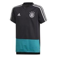 Duitsland Trainingsshirt - Zwart/Groen Grijs Kinderen