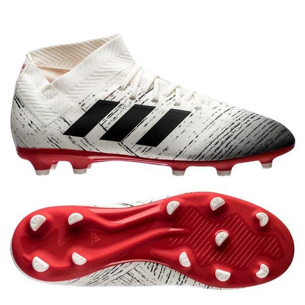 adidas nemeziz 18.3 fg voetbalschoenen zwart