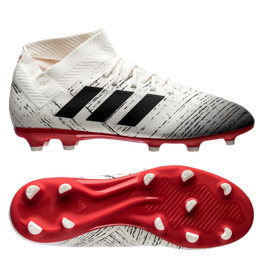 28a85f10402a adidas nemeziz 18.3 fg ag initiator - off white core black action red ...