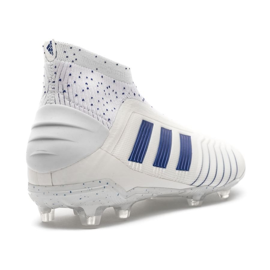 Shop New adidas Virtuso Predator 19+ FG Soccer Cleats White
