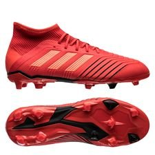 best service 2a191 cb001 adidas Predator 19.1 FGAG Initiator - Action RedCore Black Kids