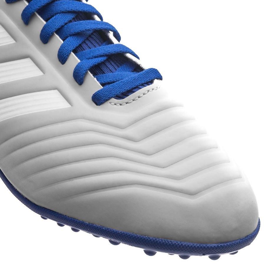 Fotballsko Barn Grus | Adidas Barn Predator 19.3 TF Grå Hvit