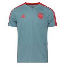 Bayern München Tränings T-Shirt - Grön/Röd